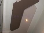 Фигуративен окачен таван от гипсокартон