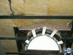 Наклонен окачен таван от гипсокартон