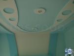 Апликация на таван от гипсокартон
