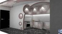 3D проекти от гипсокартон
