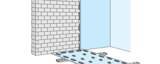 Обличане на стени с гипсокартон