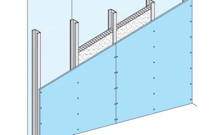 Преградни стени от гипсокартон